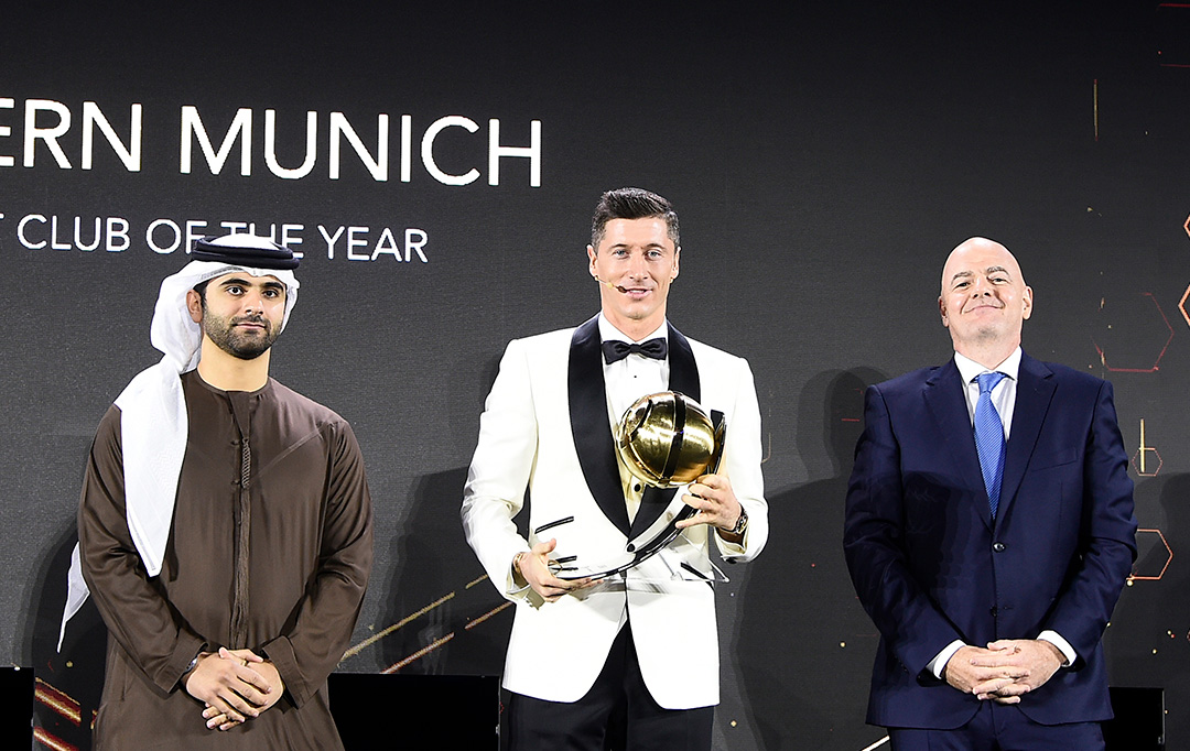 Bayern Munich - Club of the Year
