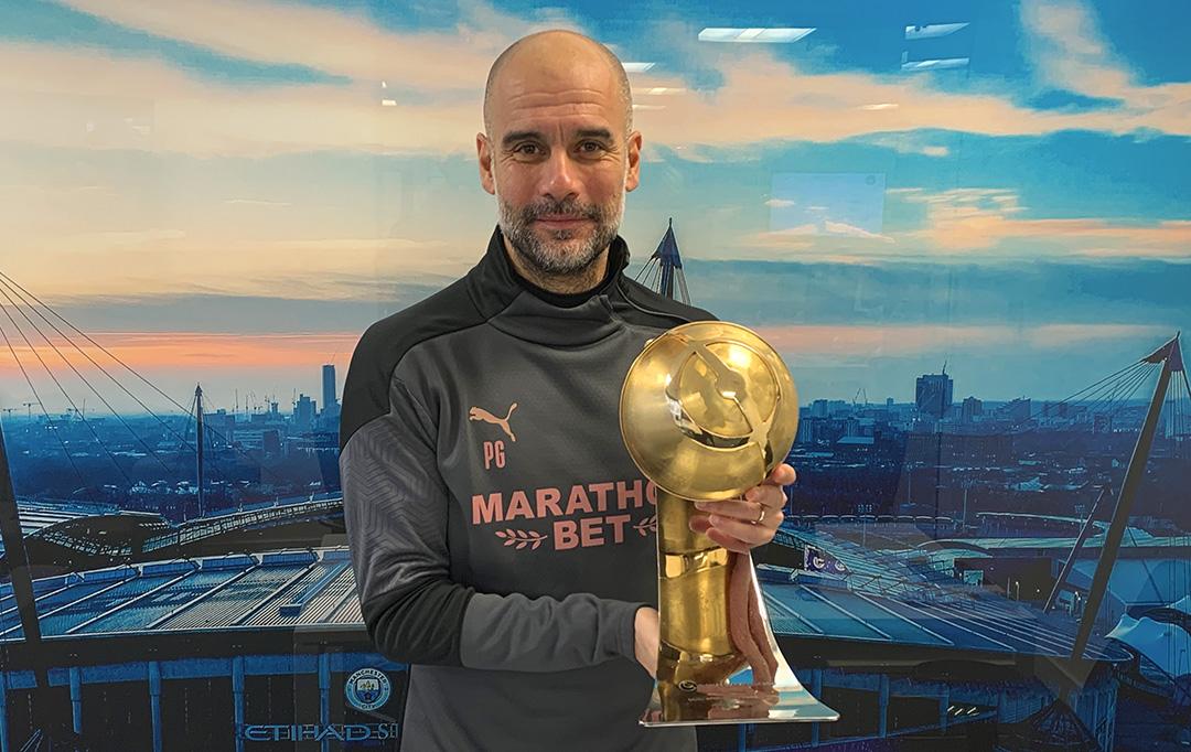 Pep Guardiola - Coach of the Century 2001-2020